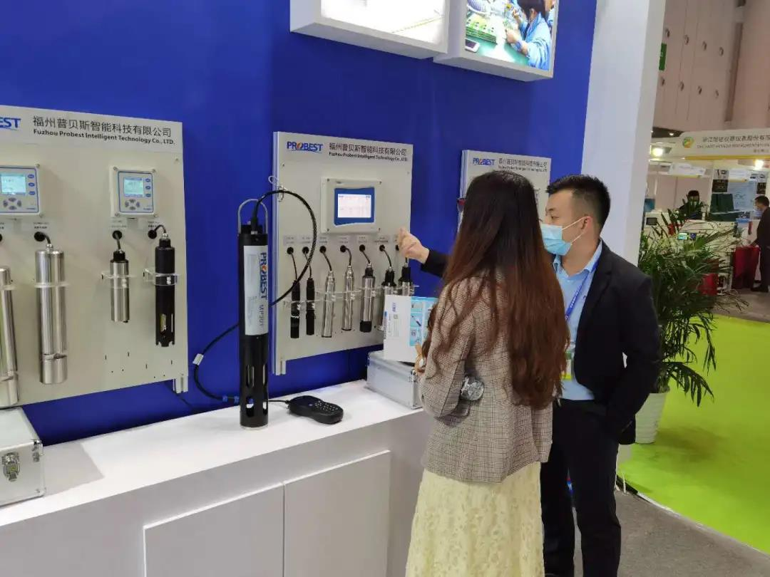 PROBEST WATER ANALYZER EXPHIBITION